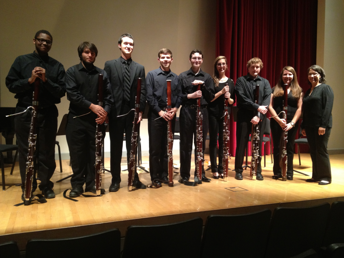 UGA Bassoon Ensemble